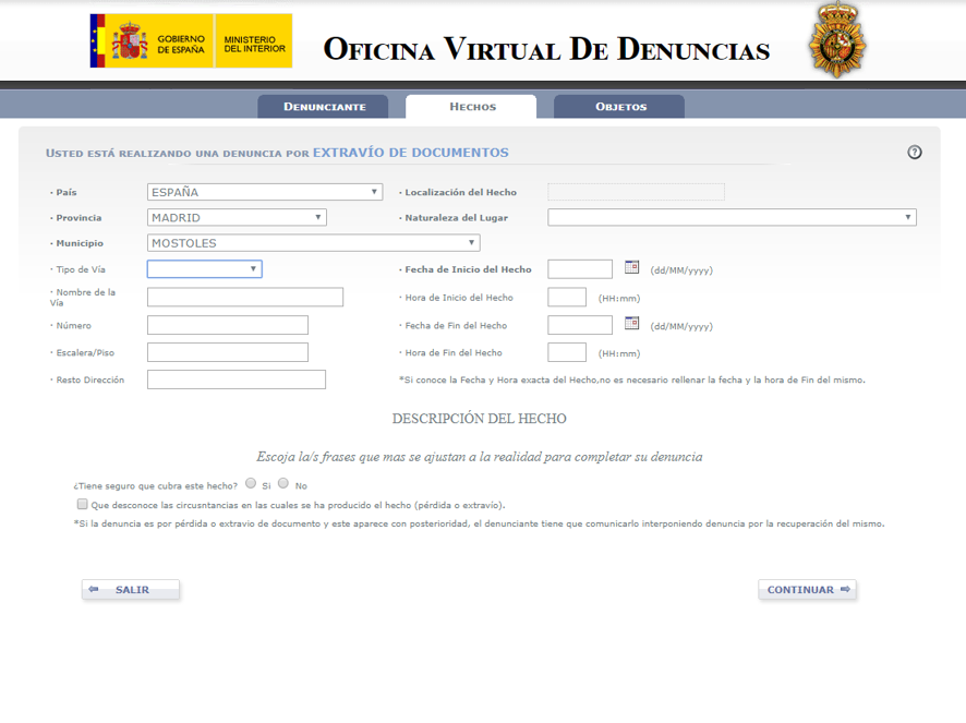 oficina virtual de denuncias 3